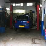 Autoharmsen werkplaats
